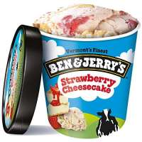 Ali Baba Gyros | Ben&Jerry´s Strawberry Cheesecake | Menu24.hu