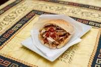 Ali Baba Gyros | Hummus pita | Menu24.hu