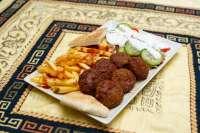 Ali Baba Gyros | Falafel tál | Menu24.hu