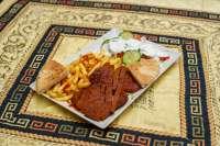 Ali Baba Gyros | Kebab tál (halal) | Menu24.hu