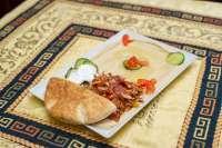 Ali Baba Gyros | Hummusz tál (halal) | Menu24.hu