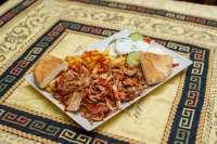 Ali Baba Gyros | Gyros plate (halal) | Menu24.hu