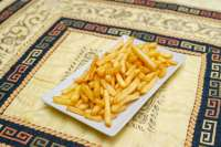 Ali Baba Gyros | French fries | Menu24.hu