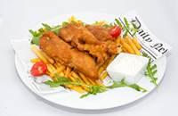 Joyces Irish Pub   Fish and chips   Menu24.hu