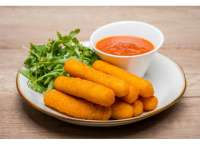 Upps | Breaded Mozzarella Sticks | Menu24.hu