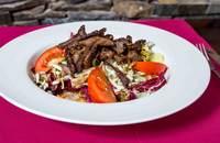 Upps | Márványsajtos steak saláta | Menu24.hu