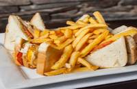 Upps | Upps Club Sandwich | Menu24.hu