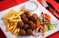 Upps | Falafel tál | Menu24.hu