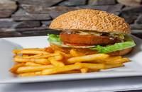 Upps | Vega burger | Menu24.hu