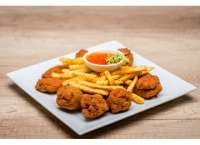 Upps | Breaded Chicken Wings | Menu24.hu