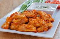 Upps | Buffalo Chicken Wings | Menu24.hu