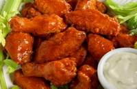 Upps | Buffalo csirkeszárnyak friss zöldségekkel Box | Menu24.hu