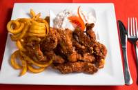 Upps | Buffalo Chicken Stripes | Menu24.hu