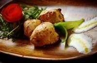 Kashmir   Tejszínes csirke kebab   Menu24.hu