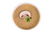 Salad Box Debrecen | MUSHROOM CREAM SOUP | Menu24.hu