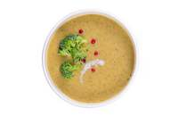 Salad Box Debrecen | BROCCOLI CREAM SOUP | Menu24.hu