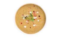 Salad Box Debrecen | GREEN LENTILS CREAM SOUP | Menu24.hu