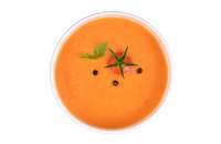 Salad Box Debrecen | TOMATO CREAM SOUP | Menu24.hu