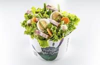 Salad Box Debrecen | Salad with 5 ingredients + bacon | Menu24.hu