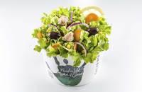 Salad Box Debrecen | Salad with 5 ingredients + tuna | Menu24.hu