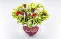 Salad Box Debrecen | Saláta 5 összetevőből + marha | Menu24.hu