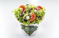 Salad Box Debrecen | Salad with 5 ingredients + halloumi | Menu24.hu