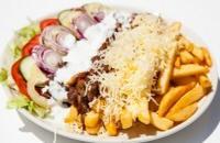 40es Palacsintázó | Gyros plate with cheese (big) | Menu24.hu