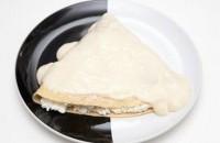 40es Palacsintázó | Cottage cheese-cream with strawberry jam | Menu24.hu