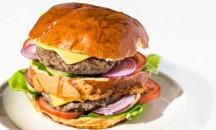 40es Palacsintázó | FÉLkilós Duplahúsos hamburger | Menu24.hu
