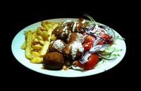 Gery Gyros & Grill Bár | Falafel plate | Menu24.hu