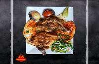 Alshami Restaurant | Fél grillcsirke | Menu24.hu