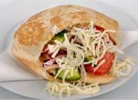 Station Bistro | Gyros in pita with cheese | Menu24.hu