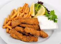 Station Bistro | Fish and Chips a la Station | Menu24.hu