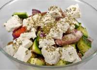 Station Bistro | Greek salad | Menu24.hu