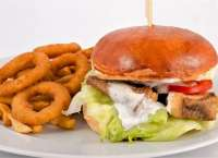 Station Bistro | Fish Burger nagy menu | Menu24.hu