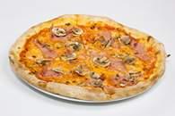 Pizza Paradiso   Pizza Prosciutto e Funghi   Menu24.hu