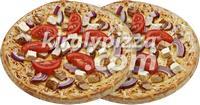 Király Pizza | KIRÁLY DUO 2 KIRÁLY | Menu24.hu