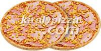 Király Pizza | KIRÁLY DUO SONKÁS KUKORICÁS – SONKÁS KUKORICÁS | Menu24.hu