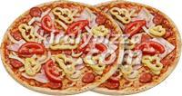 Király Pizza | KIRÁLY DUO MAGYAROS – MAGYAROS | Menu24.hu