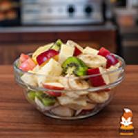 Szmöre Burger | Gyümölcs Mix | Menu24.hu