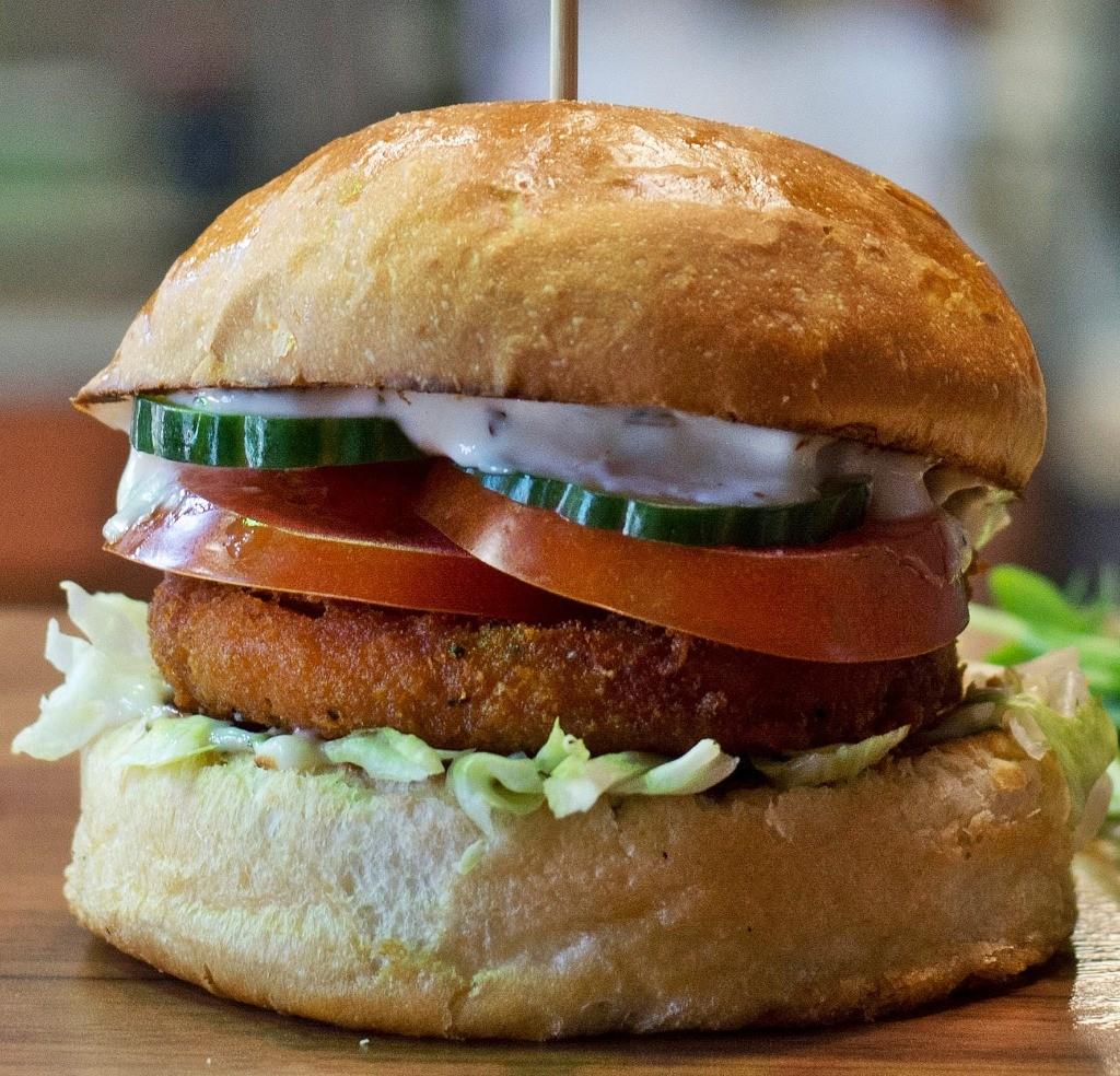 Szmöre Burger | Chicken&Bacon Sandwich  | Menu24.hu