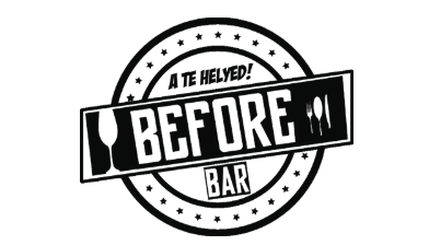 Before Bar | Menu24.hu