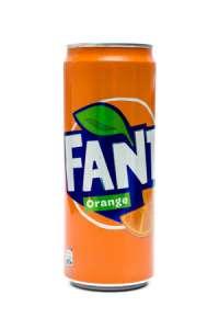 Quick Market - Online Grocery Shop | Fanta orange 0.33 L | Menu24.hu