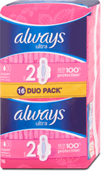 Quick Market - Online Grocery Shop | Always Ultra Duo (16pc) | Menu24.hu
