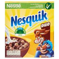 Quick Market - Online Grocery Shop | Nesquik Duo cocoa and vanilla cereal 225g | Menu24.hu
