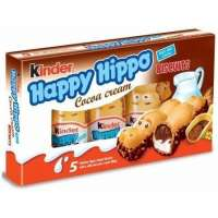 Quick Market - Online Grocery Shop | Kinder Happy Hippo Cacao  5 x 20.7g | Menu24.hu