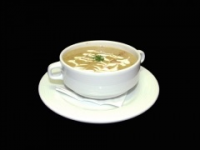 Leroy Cafe | Veal soup with tarragon | Menu24.hu