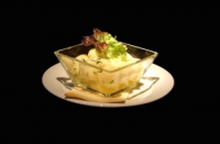 Leroy Cafe | Potato with chivy butter | Menu24.hu