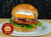 Árpád Burger | Normal Breaded Chicken Burger | Menu24.hu