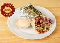 Árpád Burger | Burrito a'la Árpád | Menu24.hu